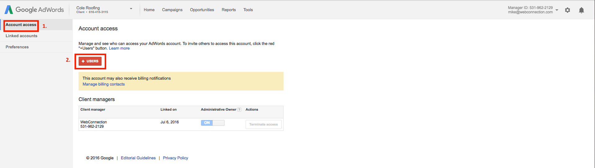 how to add google analytics certified to resume